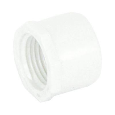 """1/2"""" Cap - PVC Pressure 40"""