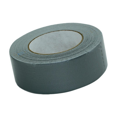 "2"" x 60 Yards DUCT Tape-Duct Tape - Black"