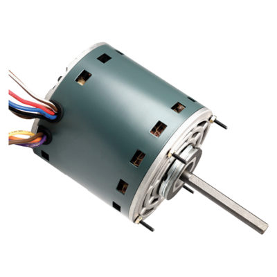 3 Speed Direct-Drive Motor (3/4,1/2,1/3 HP, 208/230 V, 1075 RPM)