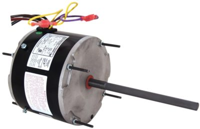 1/3-1/8 Multi-Horsepower Fan Motor - 825 RPM