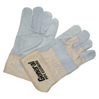 General Pipe Cleaners Leather Work Gloves