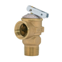 "3/4"" IPS Tankless Pressure Relief Valve"