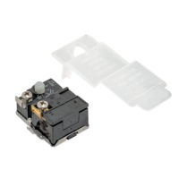 Apcom Thermostat with High Limit -Single Throw - Lower Thermostat