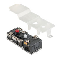 Apcom Thermostat with High Limit -Double Throw - Upper Thermostat