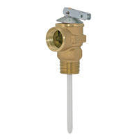"3/4"" Standard Shank Temperature and Pressure Relief Valve"