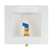 "1/2"" Sweat Icemaker Outlet Box"