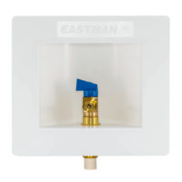 "1/2"" CPVC Icemaker Outlet Box"