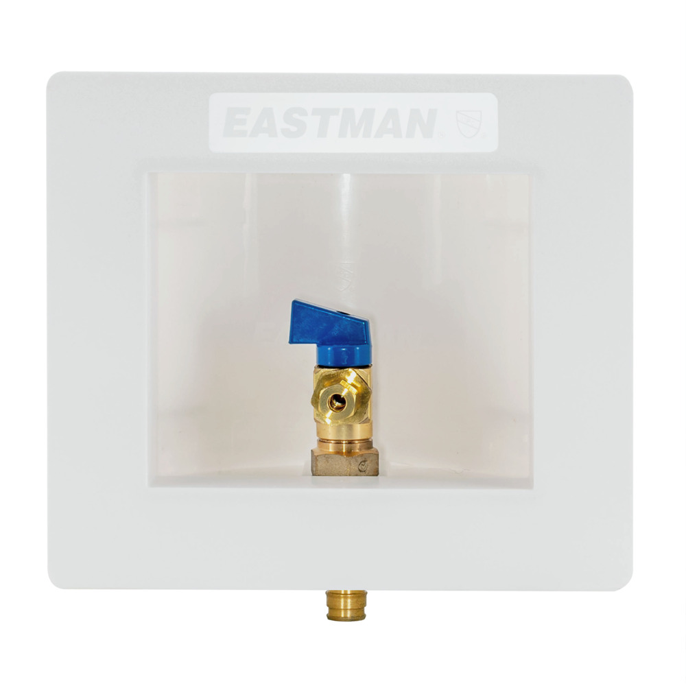 "1/2"" Expansion PEX Icemaker Outlet Box"