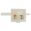 "1/2"" CPVC Center Drain Washing Machine Outlet Box"