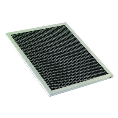 """8"""" x 9-1/2"""" x 3/8"""" Activated Carbon Filter"""