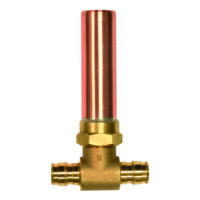 "1/2"" Expansion PEX Tee Water Hammer Arrestor"