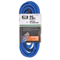 All-Weather Extension Cord With Indicator Light - 50' Length