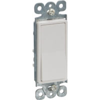 DECO Single Pole Wall Switch - Ivory
