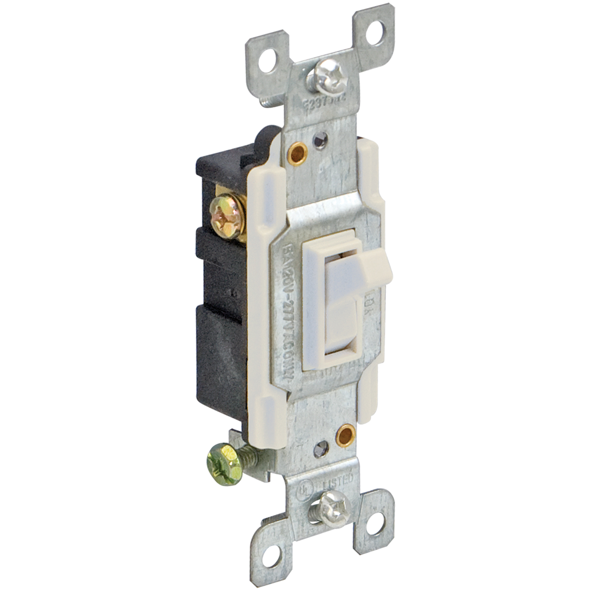 3-Way Wall Switch - White | Contractor Access