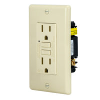 Ground Fault Circuit Interrupter - Ivory