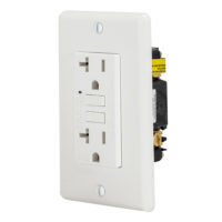 Ground Fault Circuit Interrupter 20 Amp - White