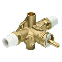 "1/2"" CPVC Pressure Balance Rough-In Valve"