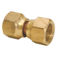 "3/8"" Forged Flare Swivel Connector (US4 Series)"