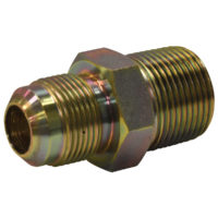 "5/8"" OD Flare x 3/4"" MIP Adaptor Gas Fitting"