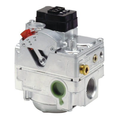 "1/2"" Inlet x 3/4"" Outlet Universal Intermittent Gas Valve"