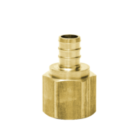 Tribal Brass F1807 PEX Female Adapter 3/4 in. PEX x 3/4 in. FIP