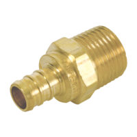 Eastman PEX Male Adapter - 3/4 in. PEX x 1 in. MIP