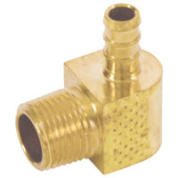"3/4"" PEX Male Elbow - Brass  (PEX x MIP)"