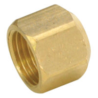 "1/4"" OD Compression Cap (61CP Series)"