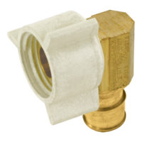 "1/2"" Expansion PEX x Female Swivel Elbow"