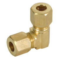 "3/8"" Compression Elbow (65C Series)"
