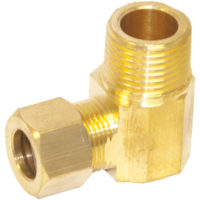 "3/8"" Compression x Male Elbow (69C)"