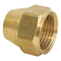 "3/8"" Flare Nut - Short (41FS Series)"