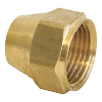 "1/2"" Flare Nut - Short (41FS Series)"
