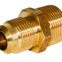 "5/8"" x 3/4"" Flare x Male Reducing Union (48F Series)"