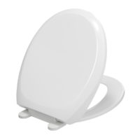 EZ-FLO Round Toilet Seat - Soft Close