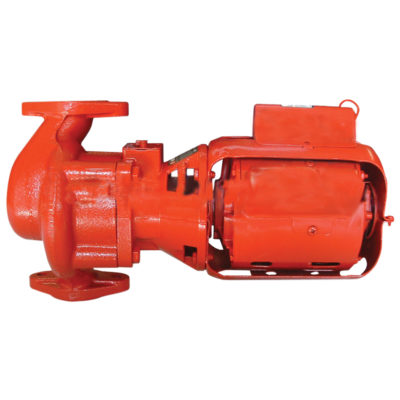 High Velocity Circulator Pump - Iron