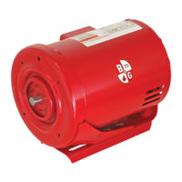 1/12 HP Circulator Pump Motor For 100 Series