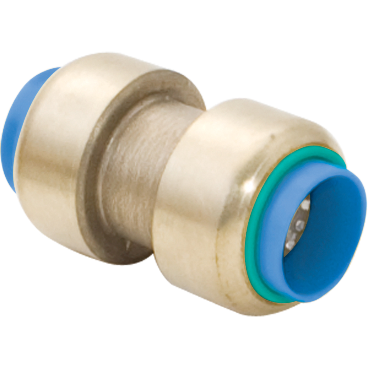 "1"" x 3/4"" Push-Fit Fitting - Coupling"