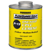 Flowguard Gold™ CPVC CTS Cement - Medium Body - Quart