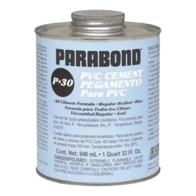 All Climate PVC Cement - Regular Body - Pint