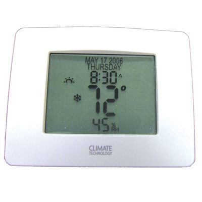 Digital Programmable Thermostat - 3 Heat/2 Cool