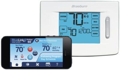 Smart Wi-Fi Thermostat