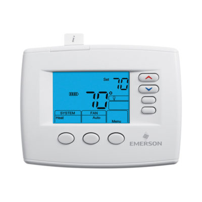 Digital Non-Programmable Thermostat - 2 Heat/2 Cool