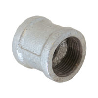 "1/2"" Galvanized Banded Couplings"
