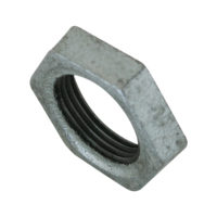 "1/2"" Galvanized Locknut"