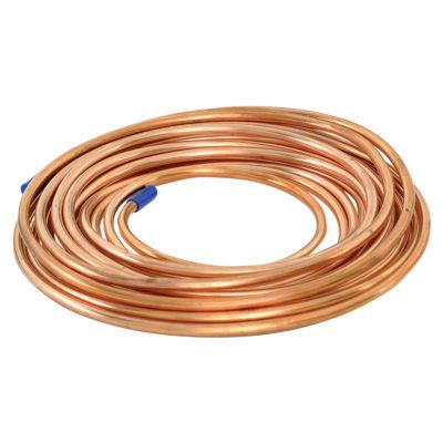 "1/4"" ID Type ""L"" Soft Copper Tubing"