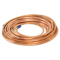 "1/2"" ID Type ""L"" Soft Copper Tubing"