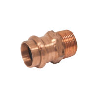 "3/4"" Press x 3/4"" Male Connection Adapter"