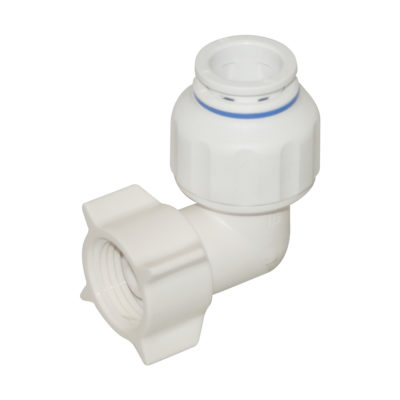 "5/8"" OD x 1/2"" FIP Female Swivel Elbow"
