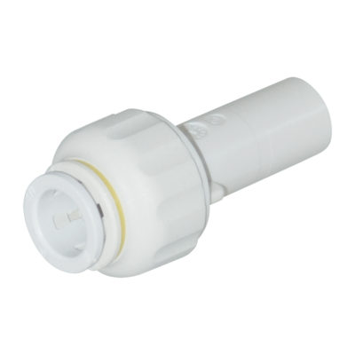"""5/8"""" OD x 3/8"""" CTS Stem Straight Stem-To-Tube Adapter"""